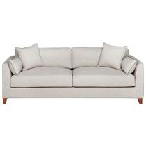 Sofa 3 Lugares 2.20 M - Modelo Lounge- (tecido Suede)