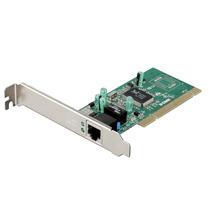 Placa De Rede Pci Gigabit 10/100/1000mbps D-link Dge-528t