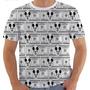 Camiseta 1736 100 Dolár Money Mickey Mouse Desenho Pb