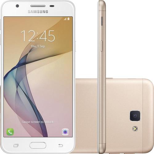 Smartphone Samsung Galaxy J5 Prime Dual Androd 6 5 ´ ´ Dourado