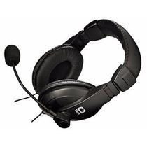 Fone De Ouvido C/ Microfone C3-tech Voicer Confort C3tech