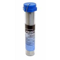 Tubinho Solda Best Em Tubo 25 Gramas 1mm-sn63% Pb37%-05 Unid