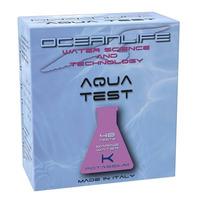 Teste De Potássio Oceanlife - Aquaria