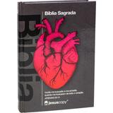 Bíblia Jesus Copy  Capa Dura Capas Masculinas E Femininas