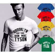 Camiseta Iron Mike Tyson - Brooklyn Importada