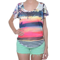 Blusa Roxy Especial Pop Surf