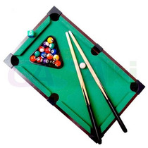 Mini Bilhar Sinuca Snooker A Maior Mesa Frete Grátis