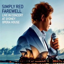 Simply Red-farewell Live In Concert At Sydney Dvd+cd Novo La