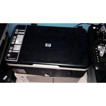 Impressora Hp F4180 Com Cabo Usb E Fonte Funcionando Tudo