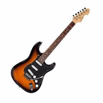 Guitarra Michael Gm217n Sk - Sunburst Black