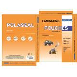 02 Pacotes De Plastico Polaseal A4 0,5 220x307 200 Un