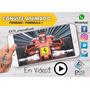 Video Convite Animado Digital Virtual Ferrari F1