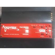 Modulo Aquarius Pile Driver