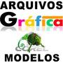Modelos Cartões Visita Editáveis Panfletos Folders