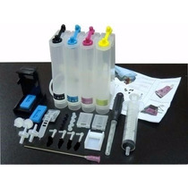 Bulk Ink Para Impressora Multifuncional Advantage Hp2546
