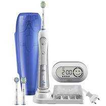 Escova Elétrica Oral -b - Monitor Digital E Movimentos 3d