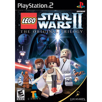 Patch Lego Star Wars2 Play2 Frete Barato
