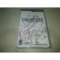 Final Fantasy Iv Complete Collection - Novo - Lacrado