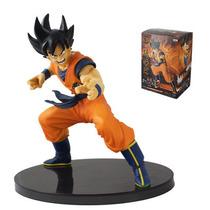 Boneco Anime Dragon Ball Z Son Goku Figure Banpresto