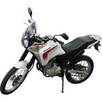 Suporte Bagageiro Tenere 250 Cor Prata