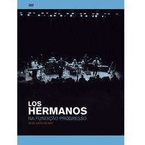 Dvd Los Hermanos - Na Fundição Progresso / Digipack (962052)