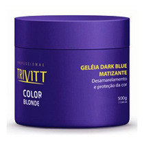 Geléia Dark Blue Matizadora 500gr Trivitt - Itallian Color