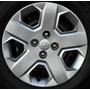 ( 04 )calotas Aro 15 P/ Cobalt + ( 04 ) Emblemas Gm Aluminio