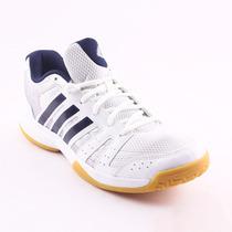 Tênis Masculino Adidas Ligra 3 Handebol Voley Branco 583108
