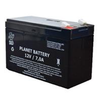 Bateria Selada Recarregável Chumbo Ácido Unipower Up 12v 7a