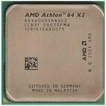 Processador Amd Athlon 64 X2 Dual Core Socket Am2 Garantia