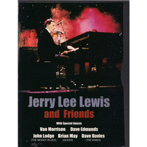 Jerry Lee Lewis & Friends - Dvd - Brian May - Van Morrison