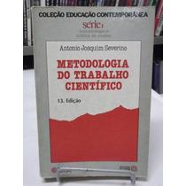 Livro - Metodologia Do Trabalho Científico
