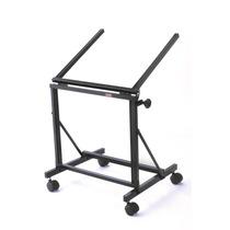Ibox Rack Porta Mixer Com Rodas 19´x40mm Desmontável Rs40d