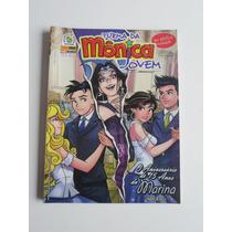 Gibi Turma Da Monica Jovem N°27 Os 15 Anos De Marina