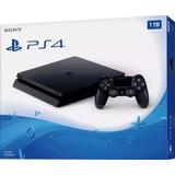 Ps4 Playstation 4 Slim 1tb Em Campinas Sp Com Nota Fiscal