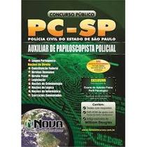 Concurso Publico - Auxiliar De Papiloscopista Policial