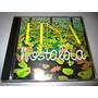 Cd Fina Nostalgia - Raul De Souza / The Supremes / Don Costa