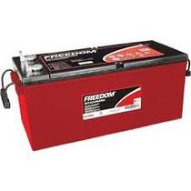 Bateria Estacionária Freedom Df2500 Ah No-break -alarme -som