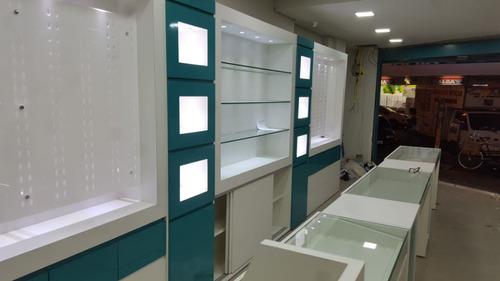 ae85cc98b Otica Loja Completa Fabrica De Oticas Oculos Expositor. R$ 14000