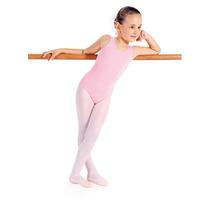 Collant Regata Infantil P/ Ballet - Só Dança Em Helanca