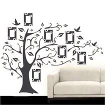 Adesivo Decorativo Árvore Porta-retratos