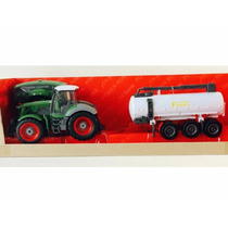 Trator Agricola Tanque Power Roma Controle Remoto 1:28 Roma