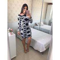 f7f833611 Vestido De Trico Manga Longa De Gola Ana à venda em São Paulo Zona ...