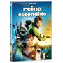 Dvd Original Do Filme Reino Escondido (lacrado