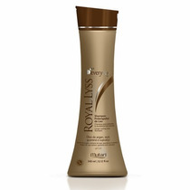 Shampoo Prolongador De Liso + Protetor Termico Royal Lyss