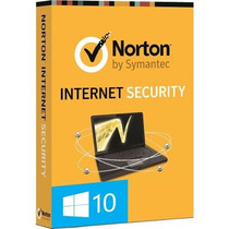Norton Internet Security 1 Pc 1 Ano - Com Conta Na Norton