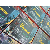 Encordoamento Jogo De Corda Guitarra 009 Olympia