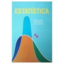 Estatistica - Pedro Luiz De Oliveira