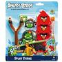 Jogo Angry Birds - Estilingue Splat Strike - Dtc Original