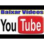 Programa Para Baixar Vídeo E Música No Youtube